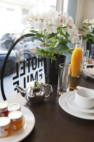 Hotel Emile Paris - Breakfast
